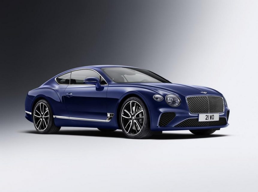 2018 Bentley Continental GT 12