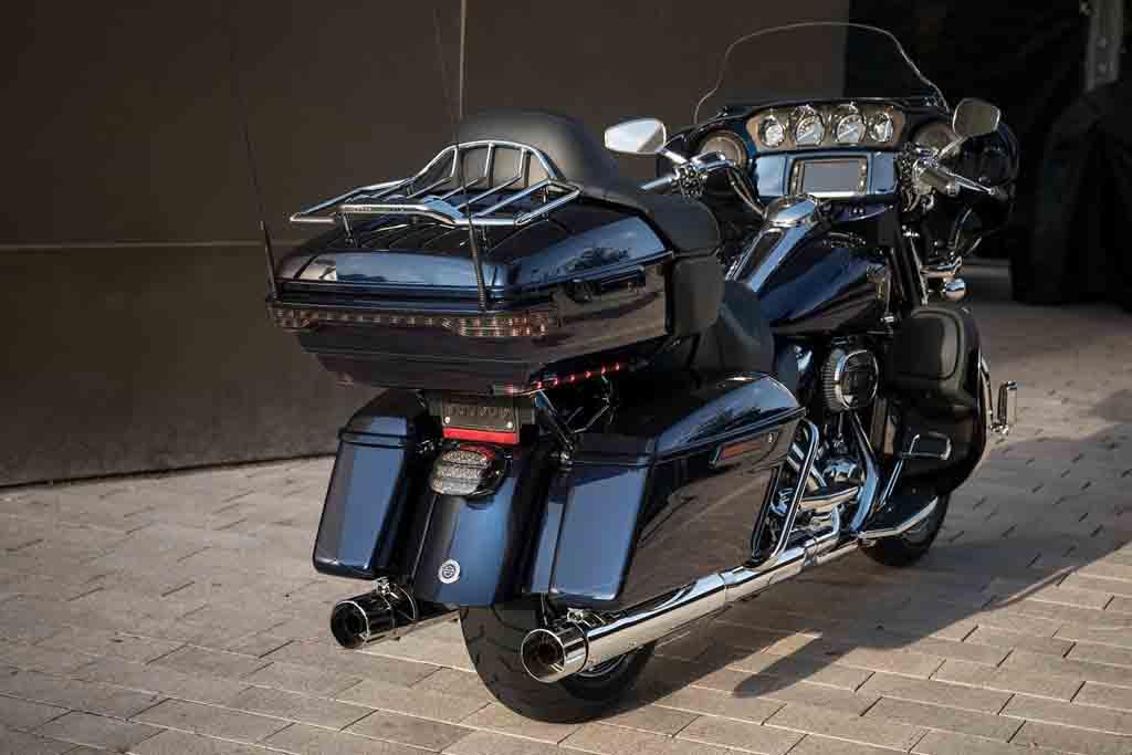 Harley Davidson Cvo Limited Bikes