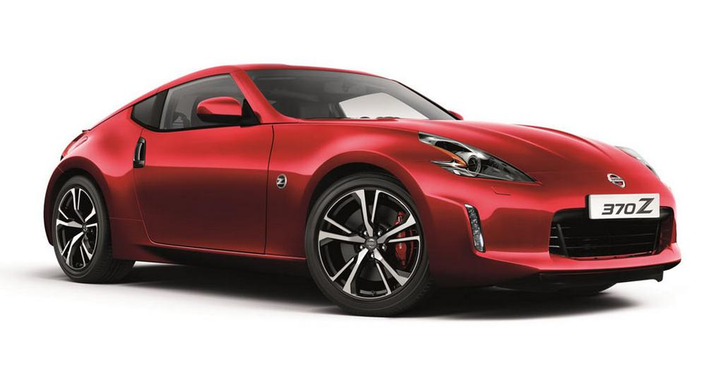 2018 Nissan 370z Coupe Revealed With Subtle Updates