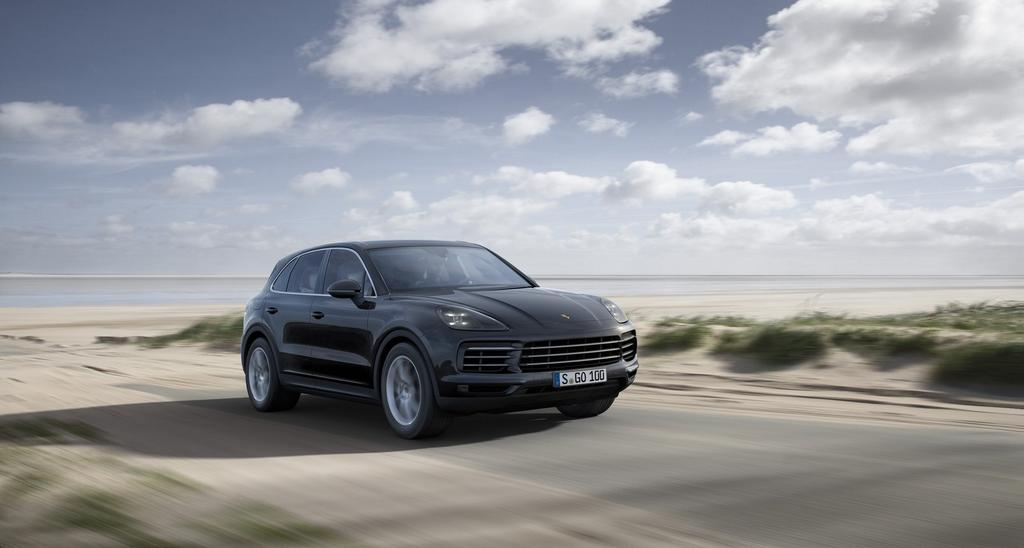 2018 Porsche Cayenne Revealed - Price, Engine, Specs, Features 1