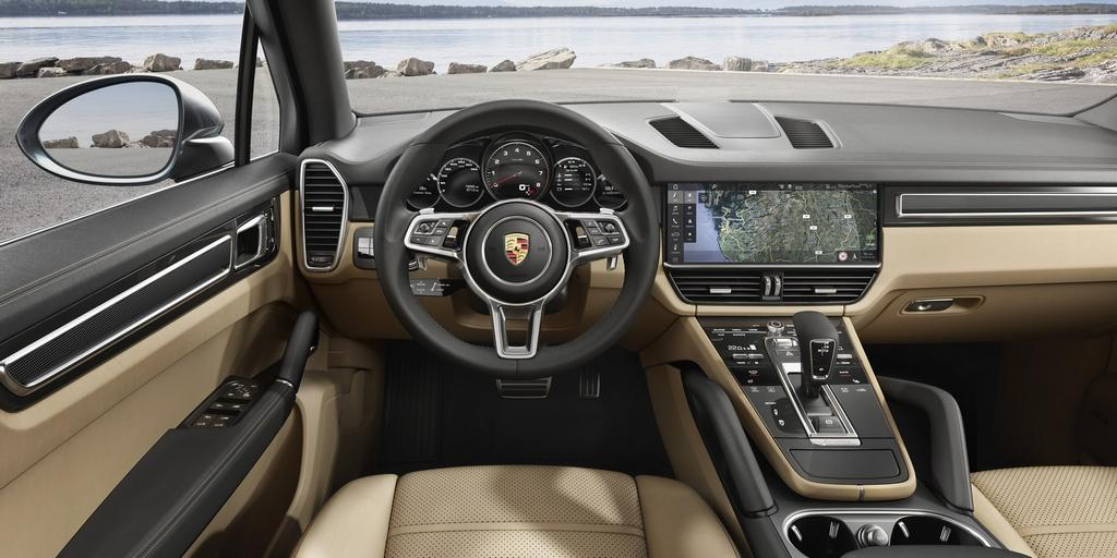 2018 Porsche Cayenne India Launch Date Price Engine Specs Features