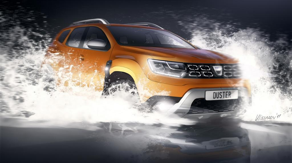 2018 renault duster unveiled.  duster 2018 renault duster unveiled  price specs pictures engine features inside renault duster unveiled
