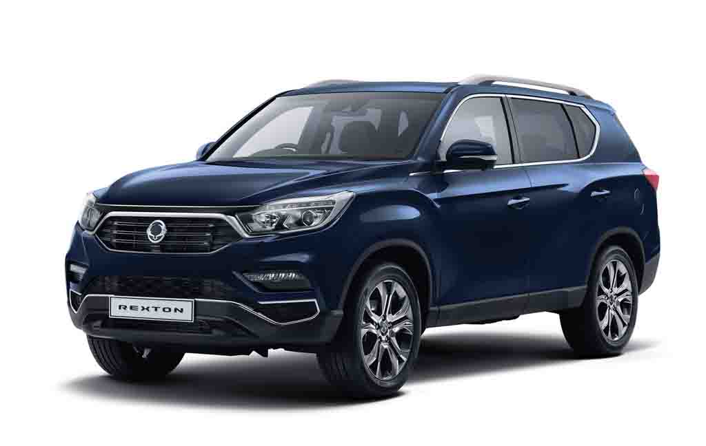 Mahindra Could Launch Ssangyong Brand In The Us