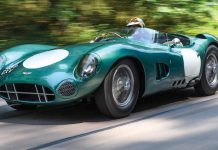 Aston Martin DBR1 Is The Most Expensive British Car In The World