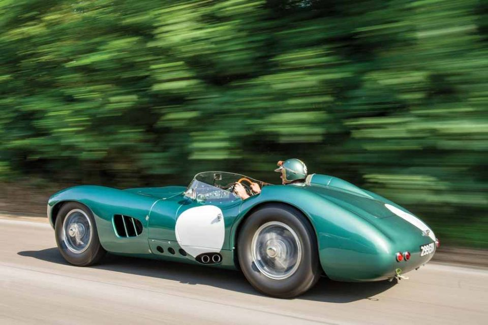 Aston Martin DBR1 Is The Most Expensive British Car In The World 3