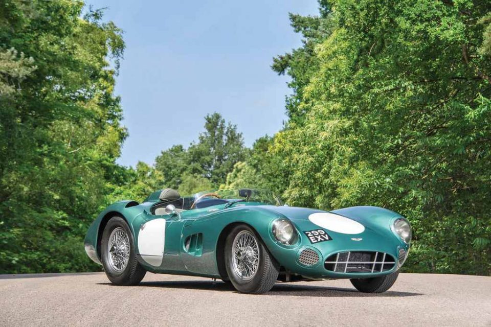 Aston Martin DBR1 Is The Most Expensive British Car In The World 7