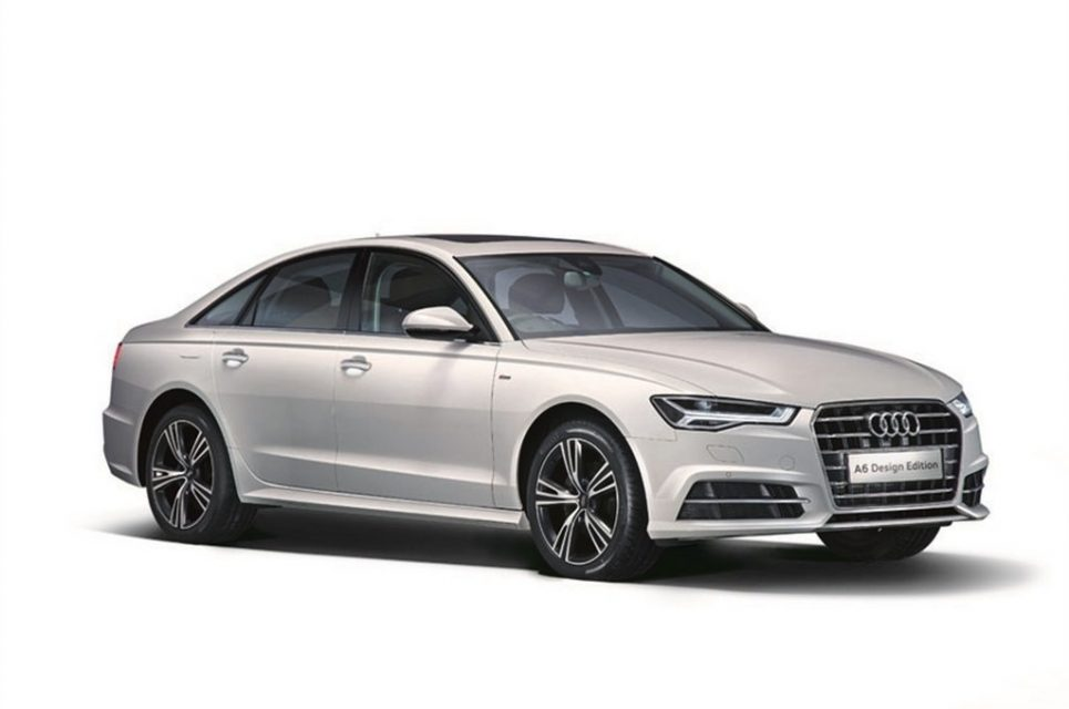 Audi A6 Design Edition Launched In India
