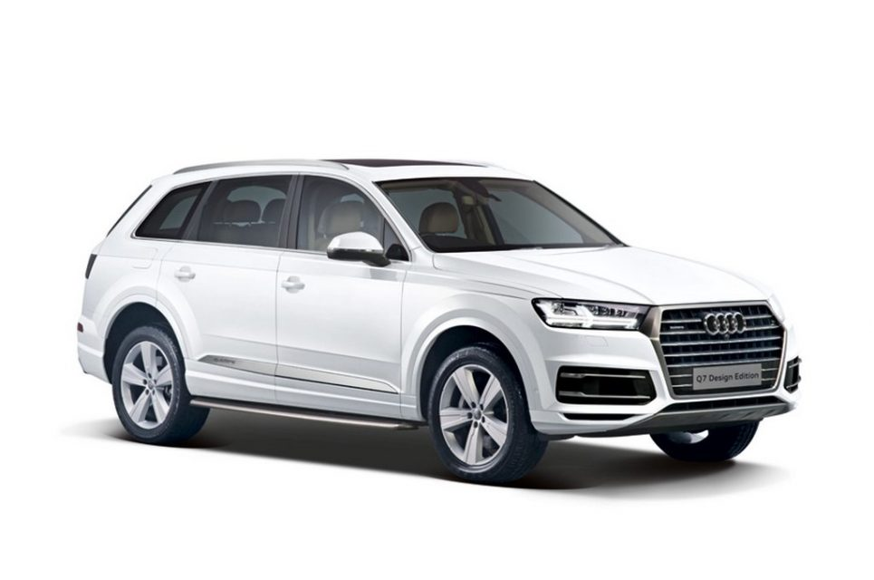 Audi Q7 Design Edition Launched In India