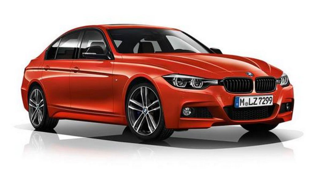 BMW 320d Edition Sport Launched in India - Price, Specs, Features 3