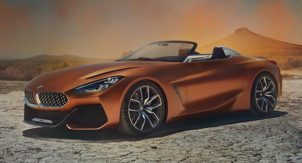 BMW Concept Z4 Front End