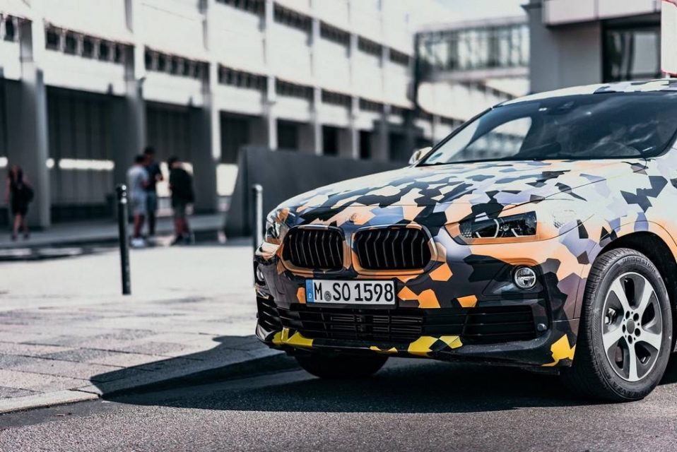 BMW X2 Pictures 1