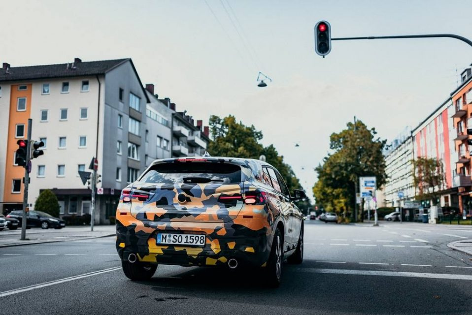 BMW X2 Pictures 5
