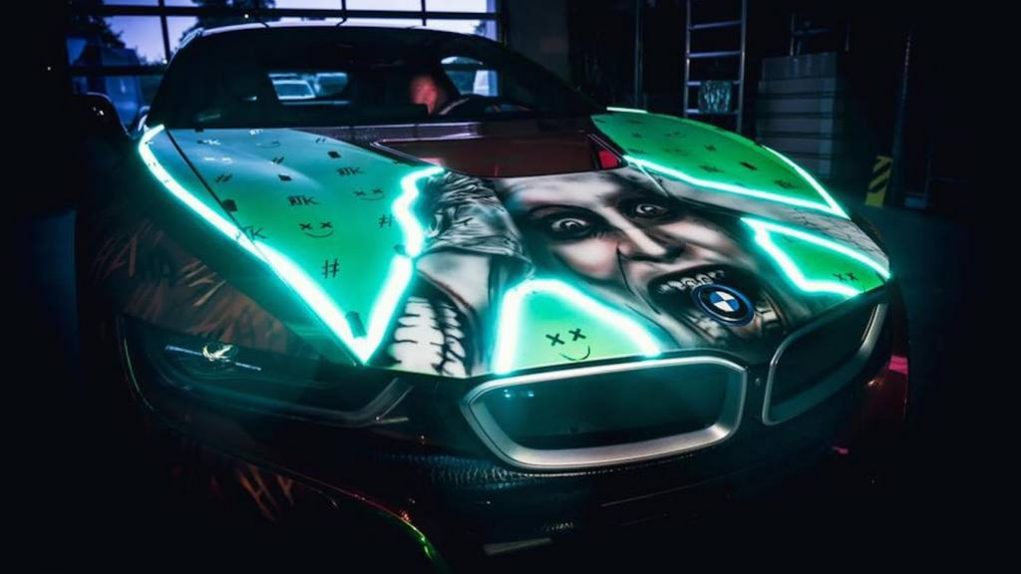 BMW-i8-Joker-Wrap 2