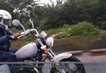 Benelli MotoBi-250 Patagonian Eagle Cruiser India Spied 1