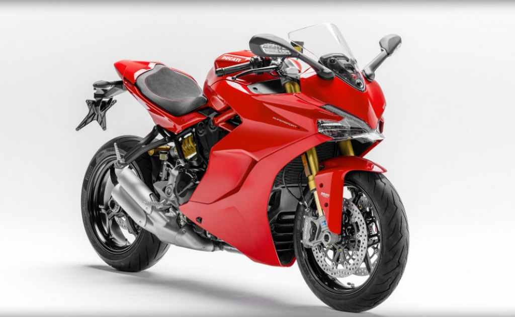 Ducati SuperSport And SuperSport S India Launch Soon