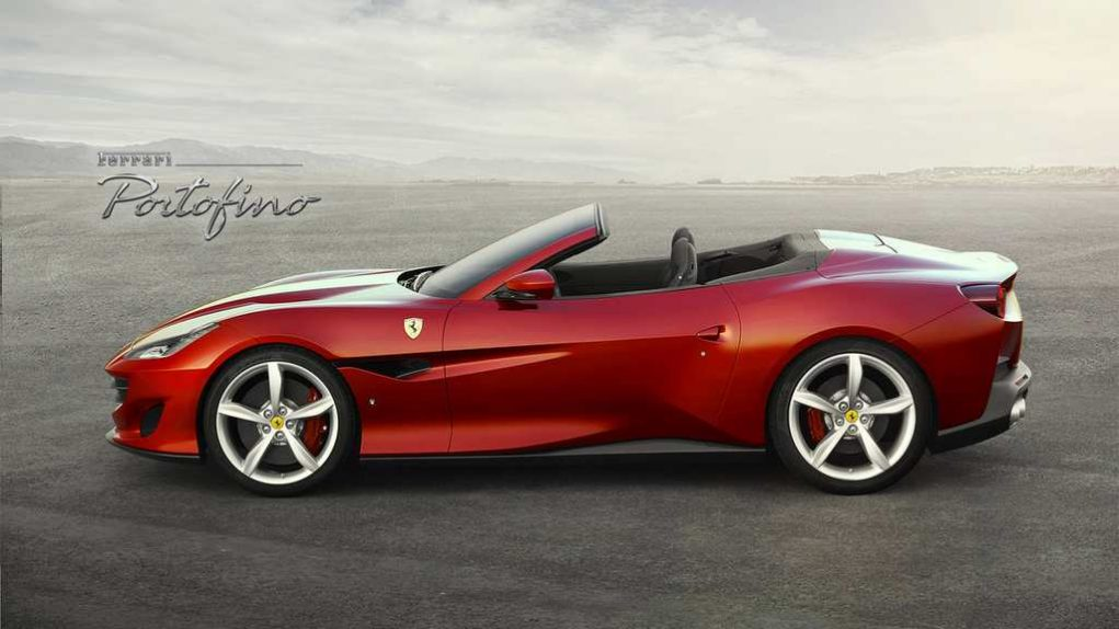 Ferrari Portofino 3