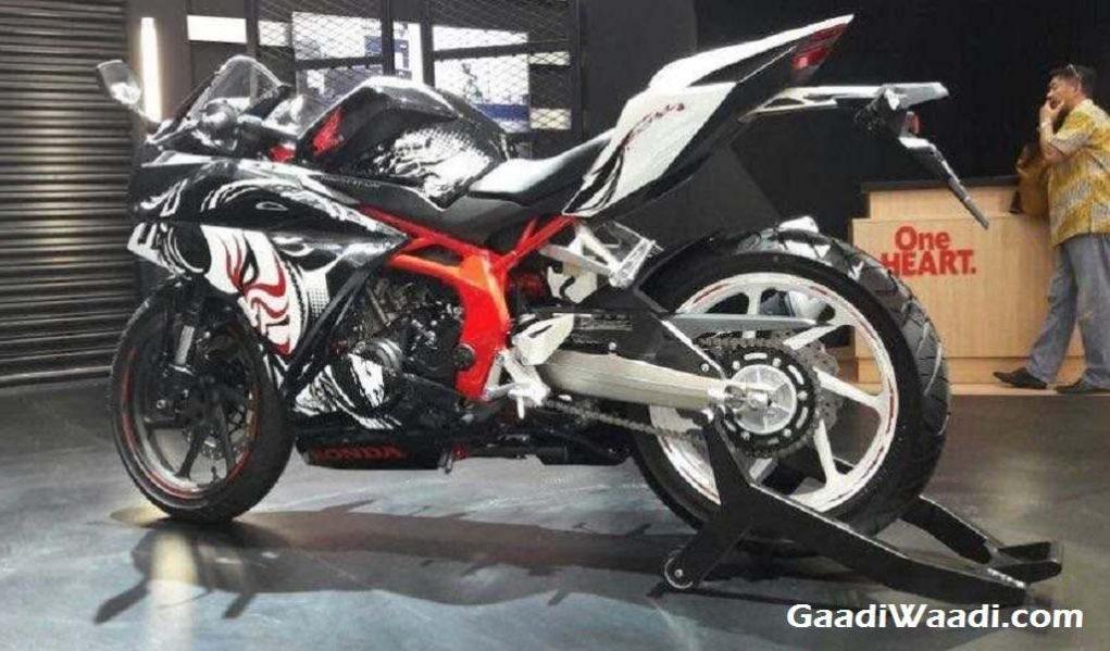 Honda CBR250RR Special Edition 1
