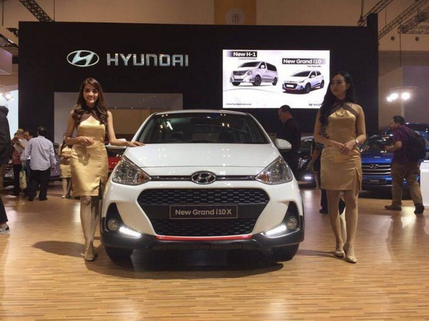 Hyundai Grand i10X 3