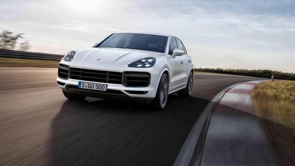 India-Bound 2018 Porsche Cayenne Turbo 4