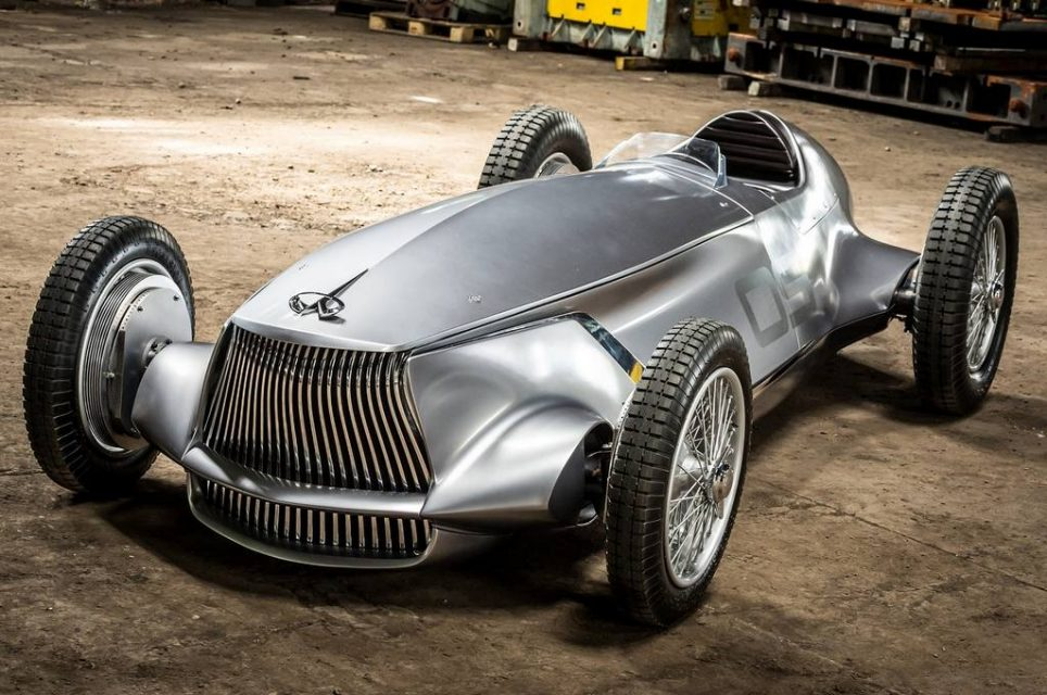 Infiniti Prototype 9 Concept Is Modern Take On Classic Race Cars 759944 on what do we know about the 2017 nissan leaf