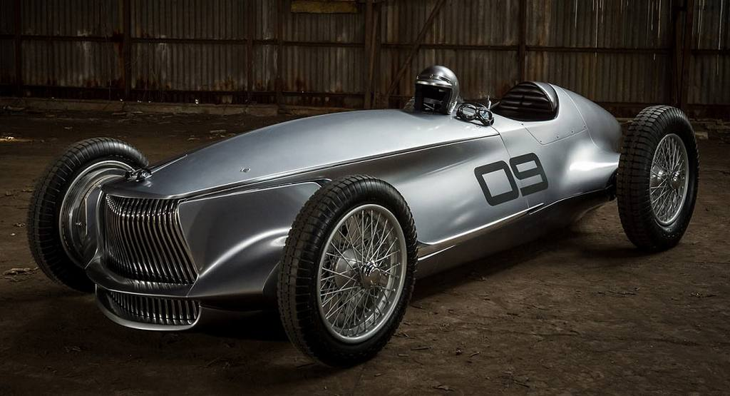 Infiniti Prototype 9 Concept Is Modern Take On Classic ...
