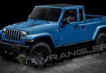 Jeep Scrambler Is The Name Of Wrangler-Based Pickup Truck