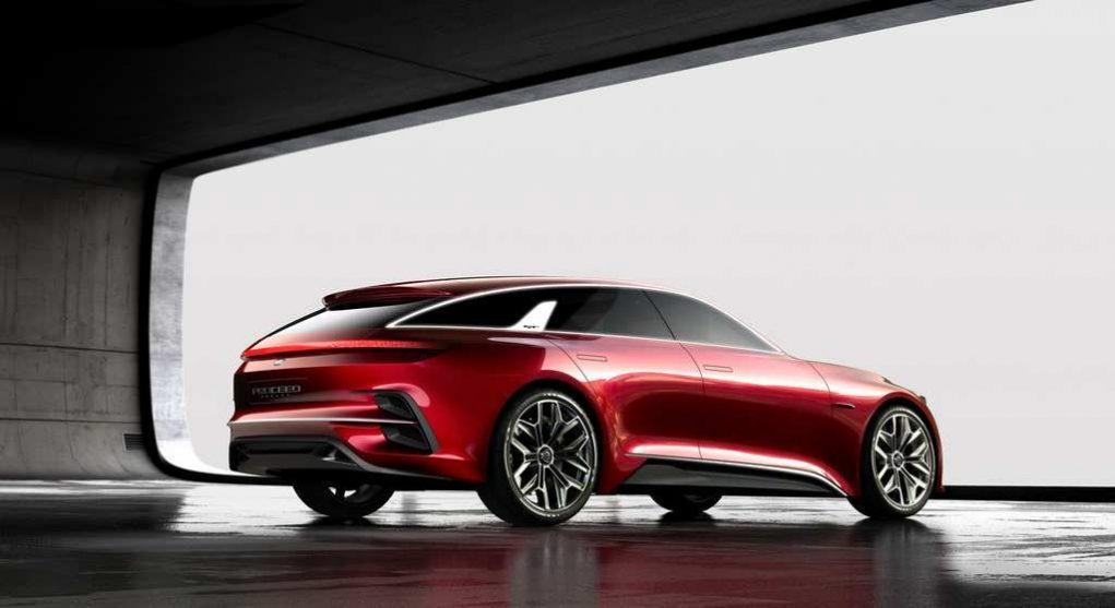 Kia Proceed Concept 7