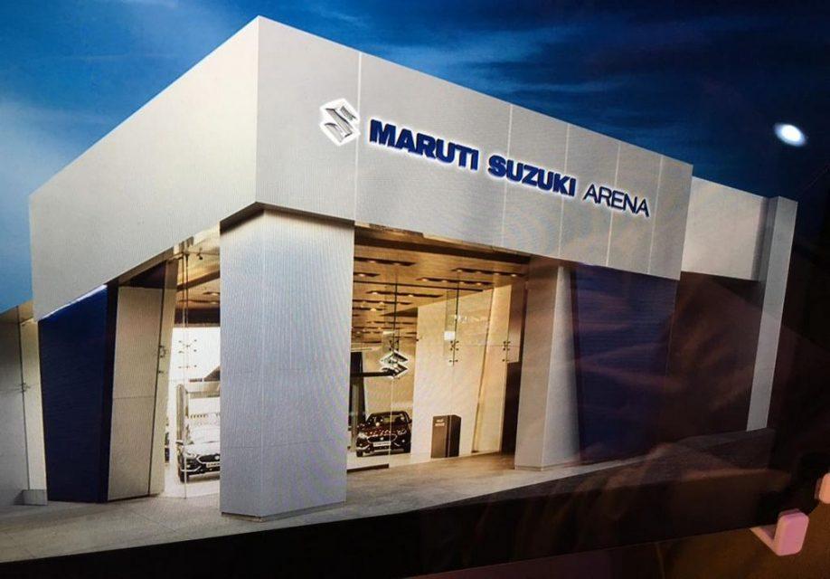 Maruti Suzuki Arena Showrooms 1