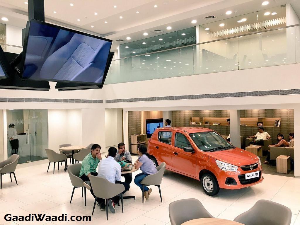Maruti To Rebrand Ordinary Sales Network To Maruti Suzuki