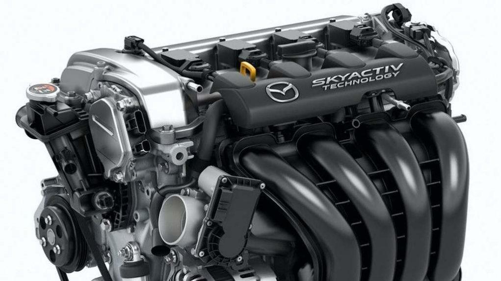 Mazda Skyactiv-X Sparkless Compressed Ignition Petrol Engine