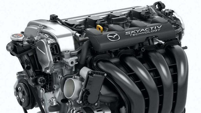 Mazda Skyactiv-X Sparkless Compressed Ignition Petrol Engine