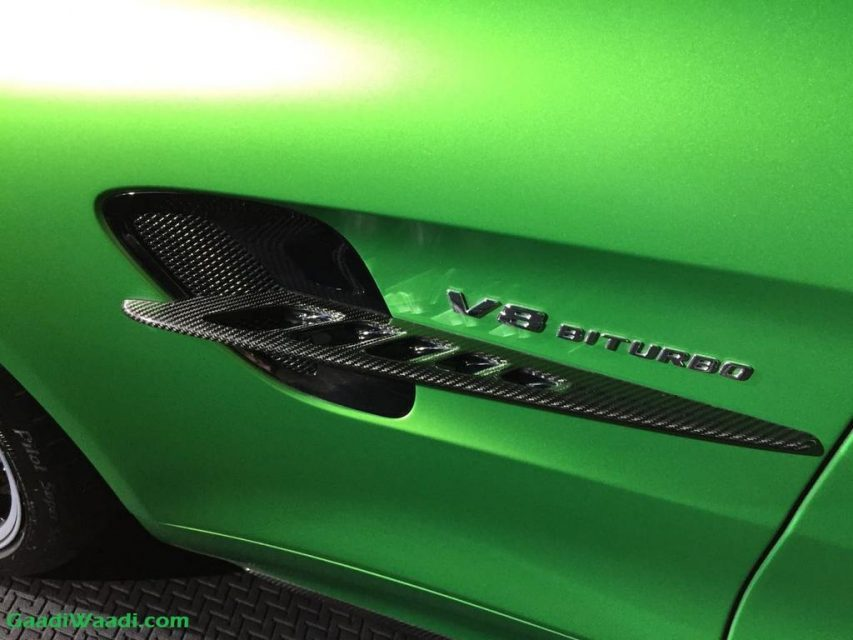 Mercedes-AMG GT R Launched in India Price Specs Engine Featues Top Speed 7