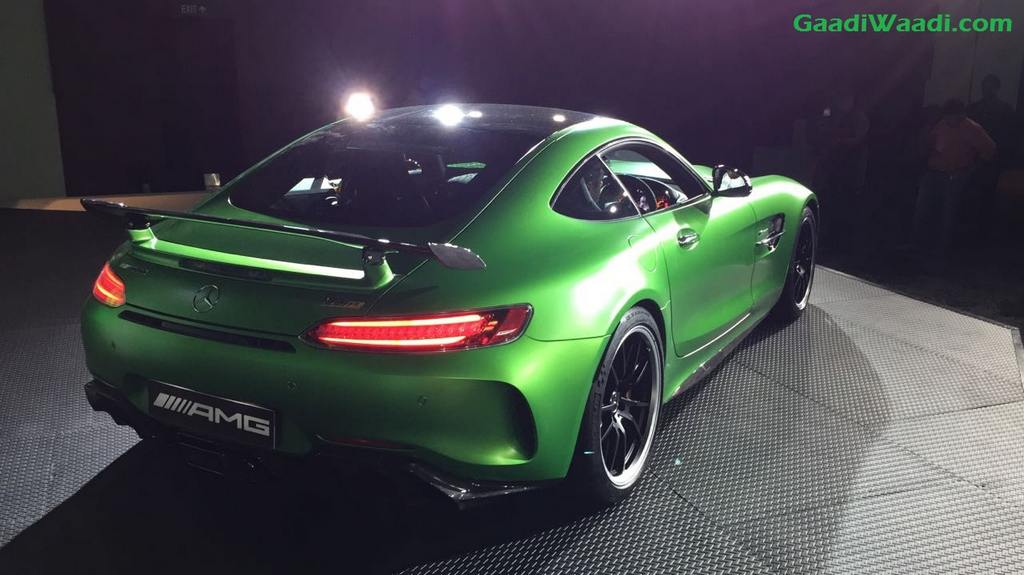 Mercedes AMG GT R Launched In India - Price  Specs, Features