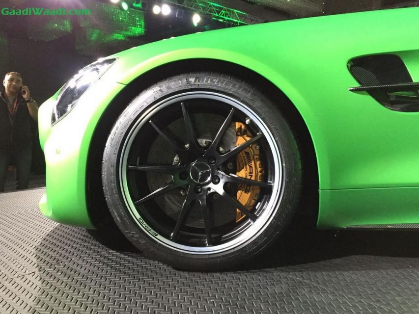 Mercedes-AMG GT R Launched in India Price Specs Engine Featues Top Speed Wheels