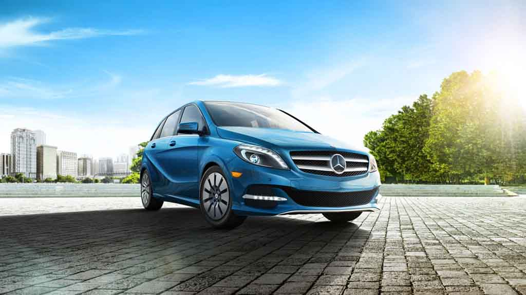 Mercedes b class electric vehicle production to be stopped for Mercedes benz b class electric car
