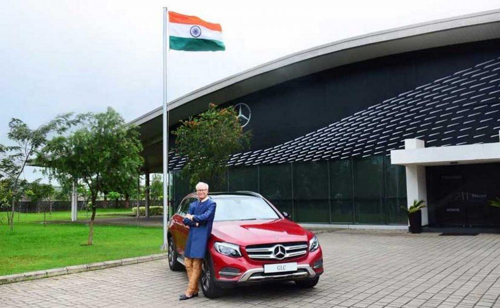 Mercedes-Benz GLC Celebration Edition 1