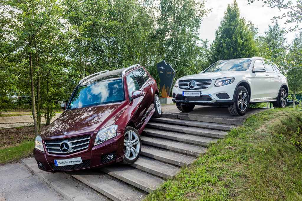 Mercedes Rolls Out One Millionth GLC 1