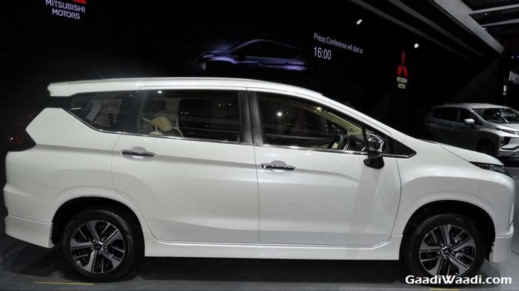 Mitsubishi Xpander Launched 3