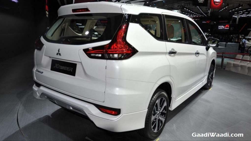 Mitsubishi Xpander Launched 4