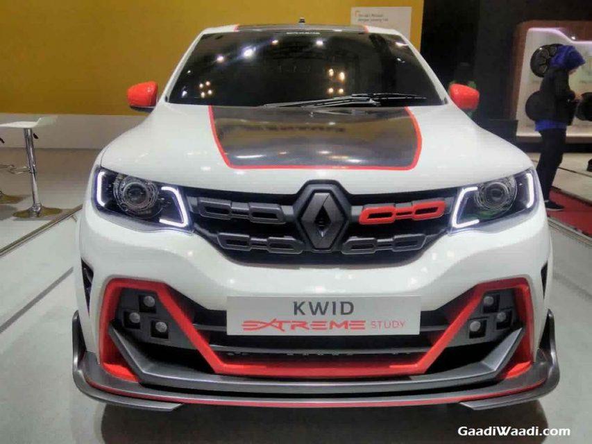 Renault Kwid Extreme Study Edition 1