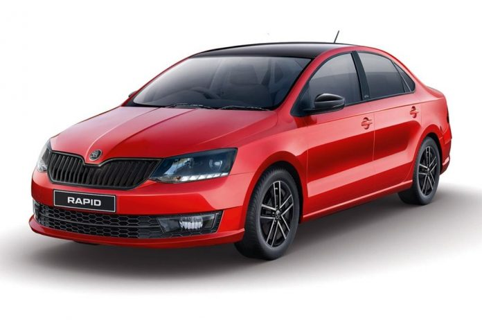 skoda rapid ultima launched - photo #23