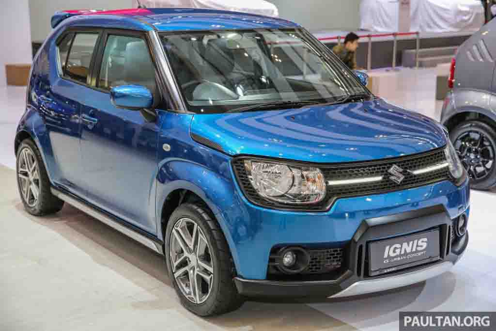 Suzuki Ignis G Urban Concept Unveiled At Giias 2017 HD Wallpapers Download free images and photos [musssic.tk]