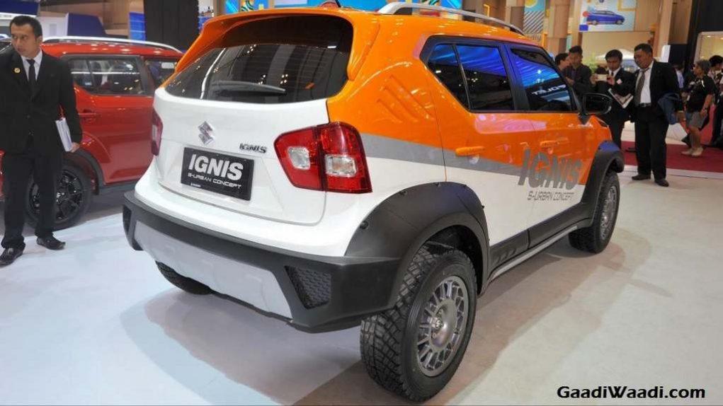 Suzuki Ignis S-Urban Concept 1