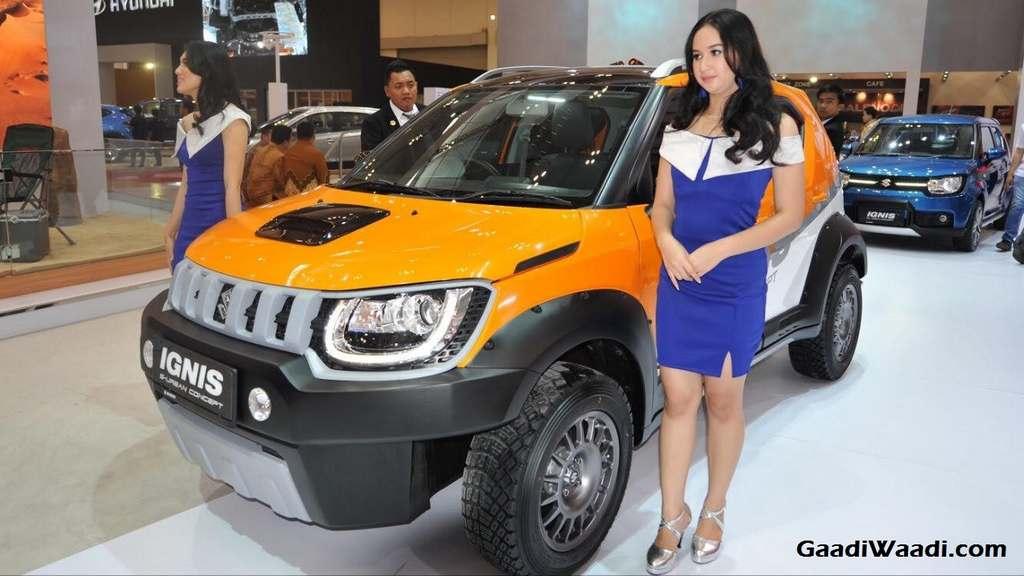 Suzuki Ignis S-Urban Concept 3