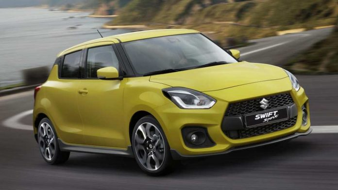 Suzuki Swift Sport Greets Frankfurt Motor Show In Style 4 (New Nexa car Launches)