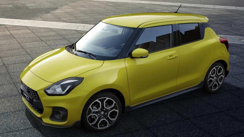 Suzuki Swift Sport Greets Frankfurt Motor Show In Style 7