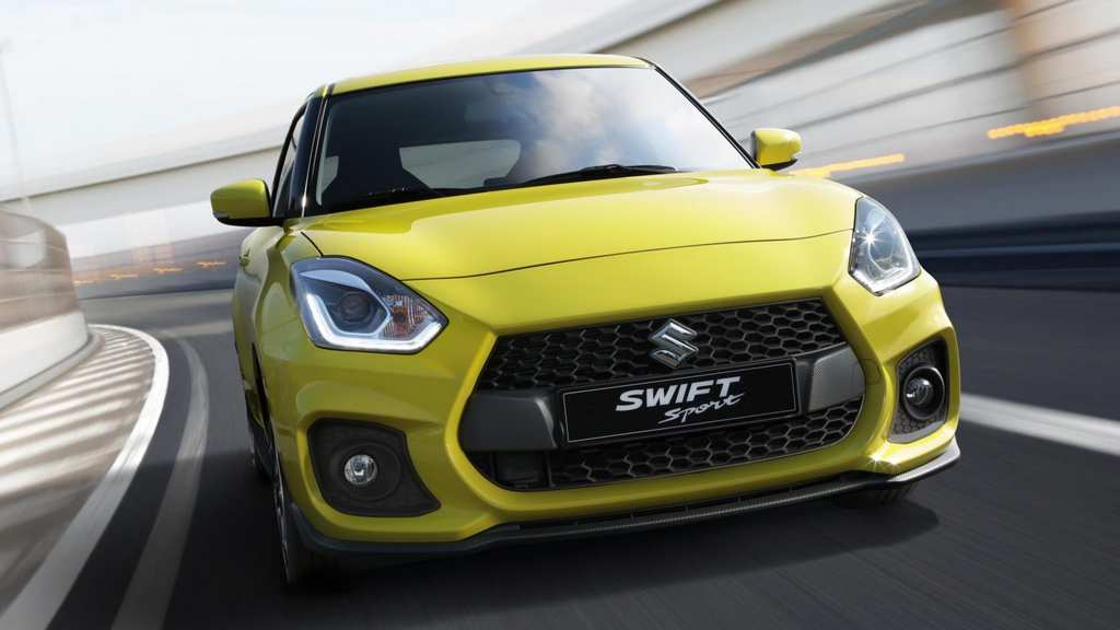 Suzuki Swift Sport Greets Frankfurt Motor Show In Style