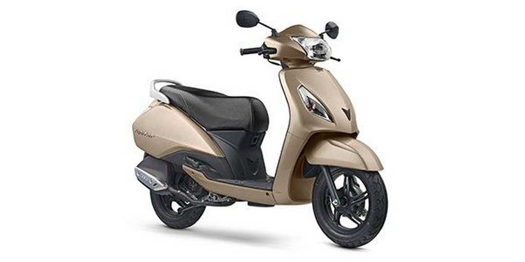 92cae74d483  TVS Working On An Electric Bike And Scooter; Launch Expected Soon