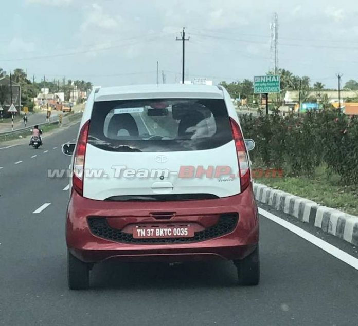 tata nano market entry report Mumbai -- tata motors has launched its first new offering in four years,  is  aiming to gain lost ground in the domestic market with the new car.