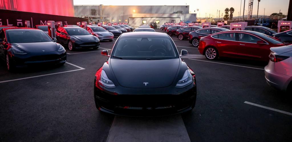 Tesla Model 3 sales